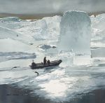 John Salminen, Iceland, CWA Signature Members' Award - 44th National Exhibition