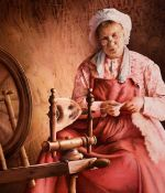 Ona Kingdon, Spinning a Tale, Winsor Newton Award - 44th National Exhibition