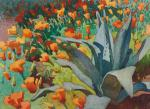 Carolyn Lord, Poppies and Agave, iprintfromhome.com Award