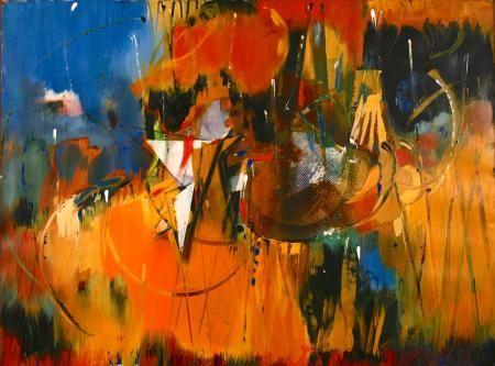 Denise Athanas, Lets Go Orange, Jade Fon Memorial Award CWA 49th National Exhibition