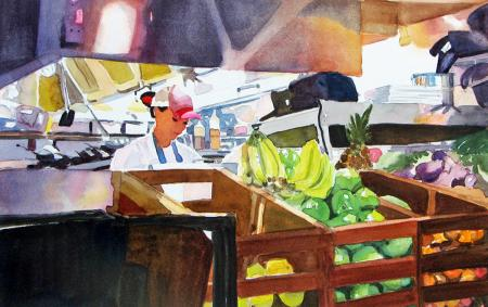 Rita Sklar, For Foodies, Honorable Mention Falkirk Cultural Center