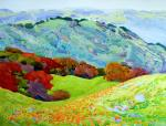Robin Purcell, Seven Layers of Spring, Winsor Newton Award CWA 49th National Exhibition