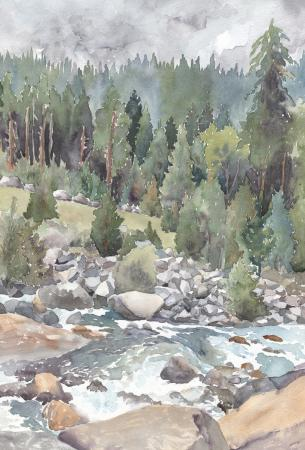 Samantha McNally, Stanislaus Rapids, Honorable Mention I