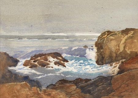 Larry Cannon, Point Lobos
