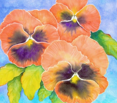 Rae Ann Williams, Plenty of Pansies