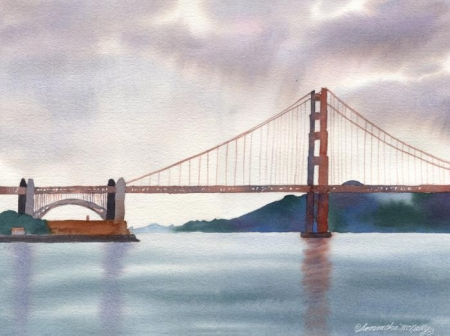 Samantha McNally, Golden Gate Fog