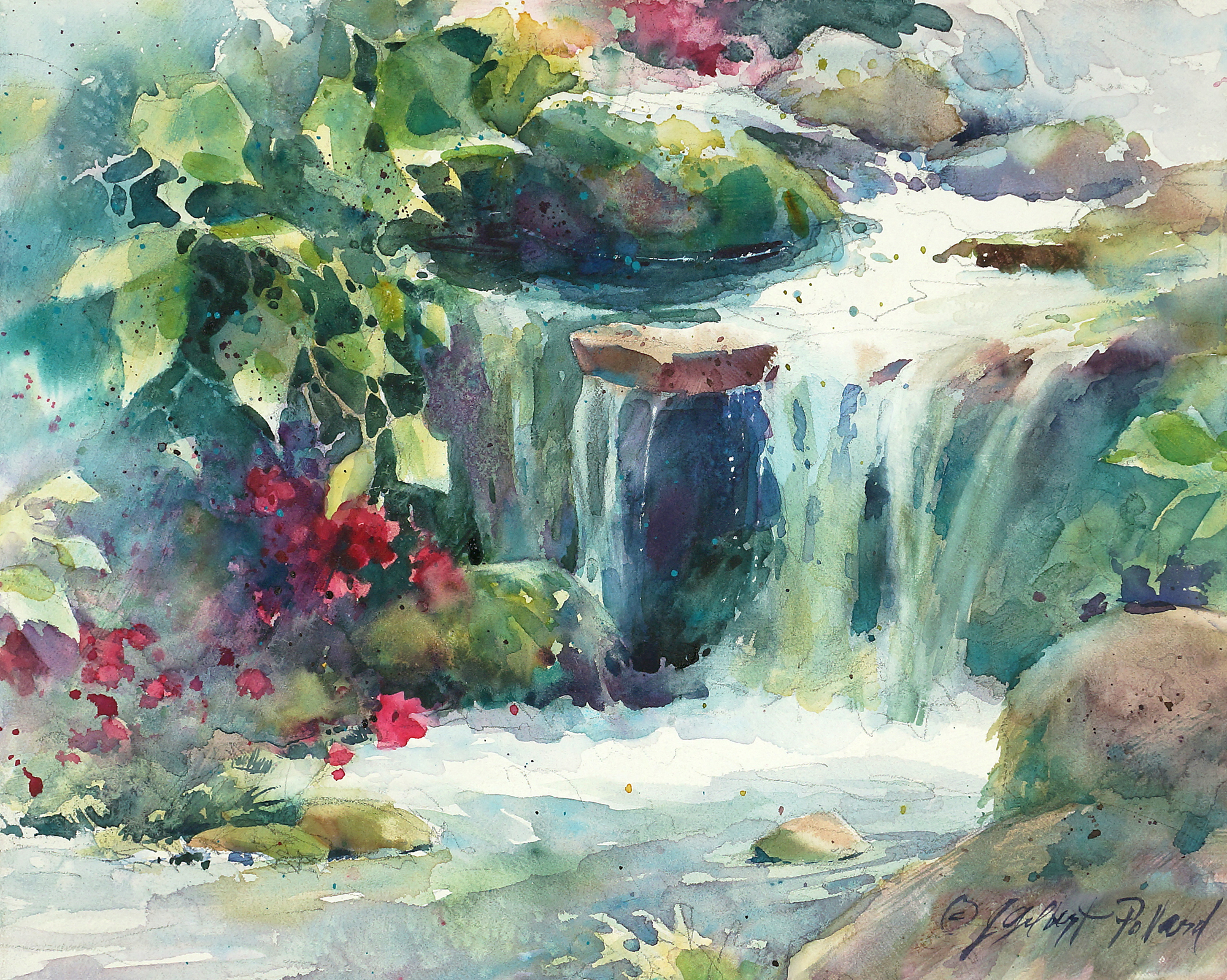 Workshops From California Watercolor Association